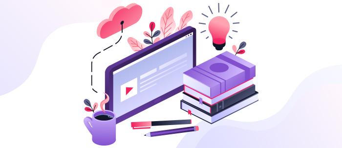 Cómo es estudiar virtual
