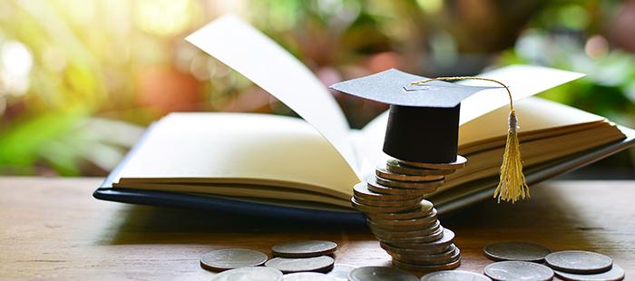 Dinero universidad