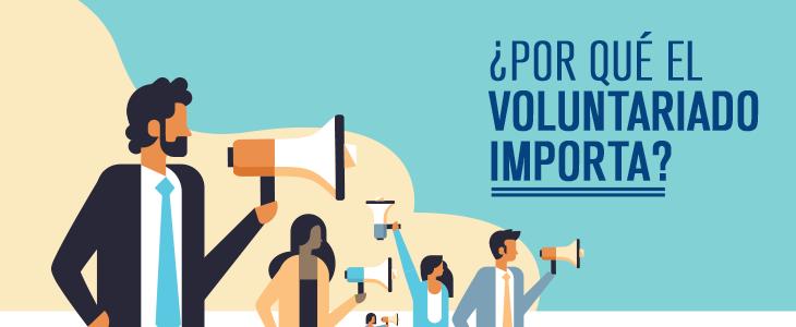 por qué el voluntariado importa