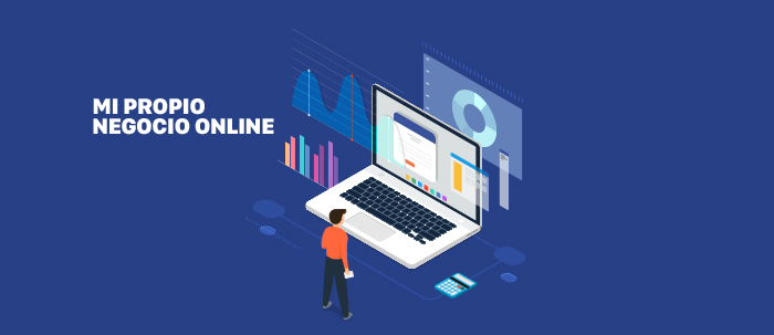 mi propio negocio online