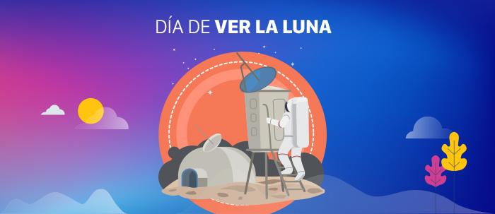 día de la observación lunar